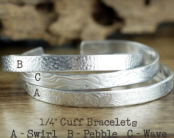 Affirmation Cuffs, Cuff Bracelet, Secret Message Bracelet, Mothers Day Gift, Gift for Mom, Personalized Gift, Mothers Bracelet, Custom Cuffs