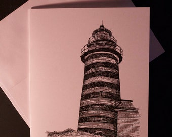 West Quoddy Head Lighthouse, CARD
