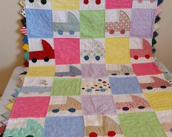 Baby Buggy Quilt