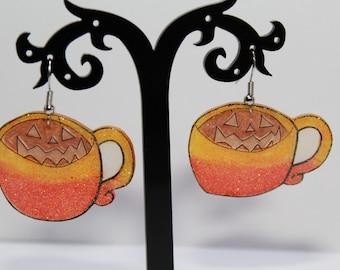 Pumpkin Latte 2