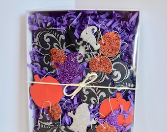 Halloween Ornaments - Card stock paper