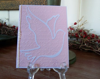 Girl Confirmation Greeting Card