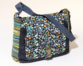 Satchel Sewing Pattern Barcelona Satchel PDF Download PN806 by SusieDDesigns