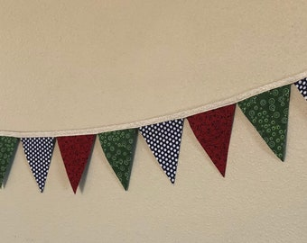 12 ft string of bunting flags
