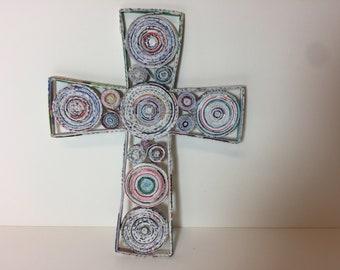 Paper cross