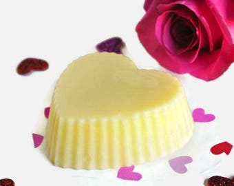 Lotion Bars, Lotion Bar, Scented Lotion Bar, Heart Lotion Bar, Solid Lotion Bar, Beeswax Lotion Bar, Beeswax Bar, Valentine Lotion Bars