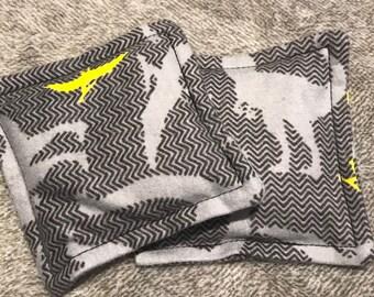 Microwave hand warmers/booboo bag - Dinousaurs