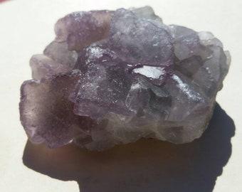 Cubic Rainbow Fluorite
