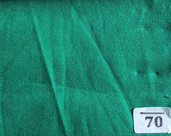 Japanese cotton Poplin, No70 Pine Green