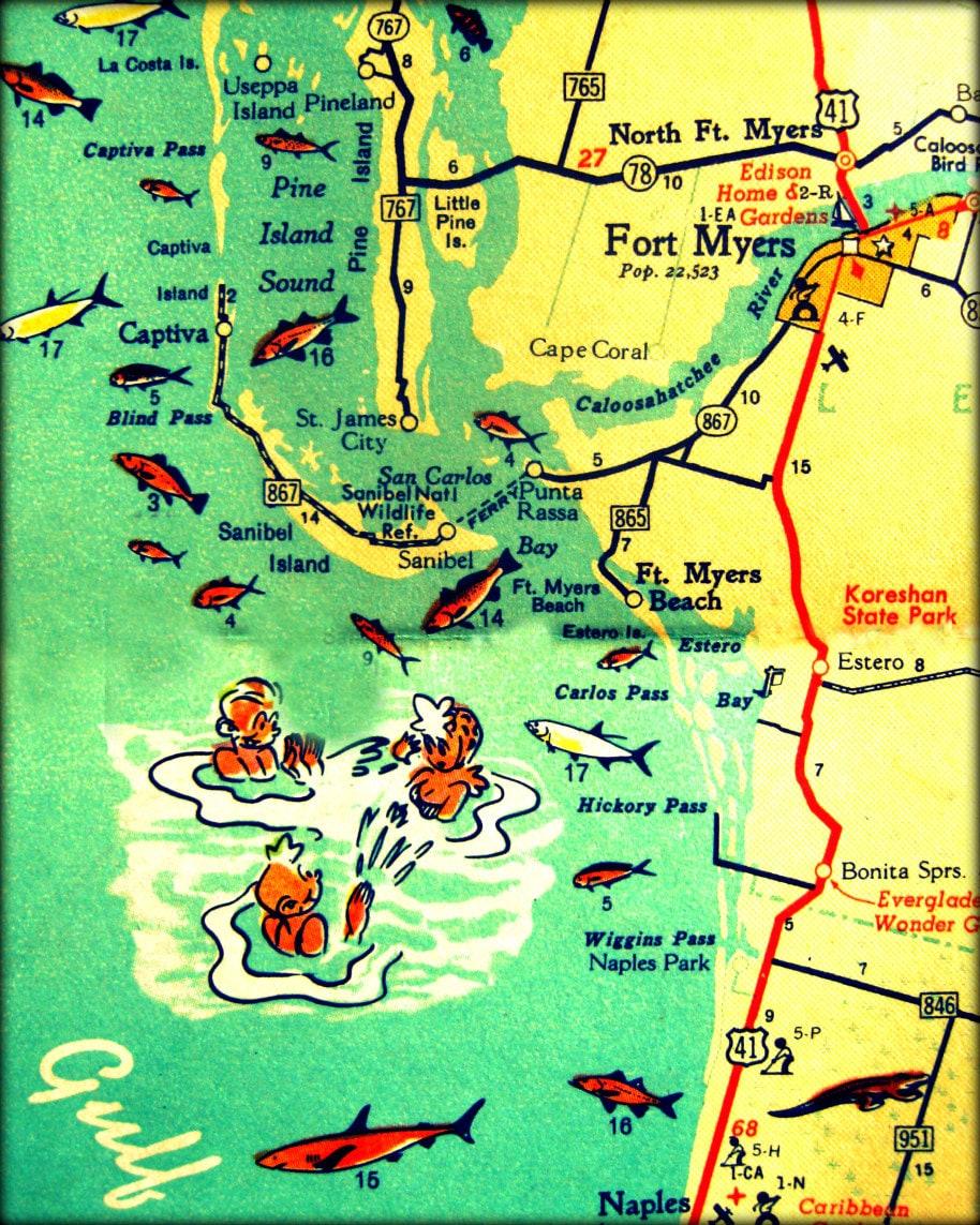 Drive Time Sarasota To Treasure Island