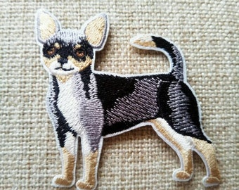 Dog applique,dog patches, applique, patch,applique, motifs, clothes art work,Iron On Patches,Embroidered Patches for clothing,