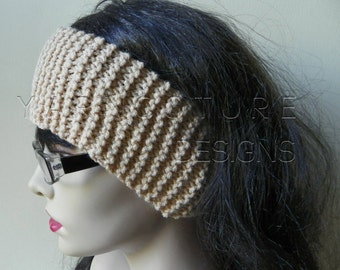 The Extraordinary Knit Headband - You Choose The Color