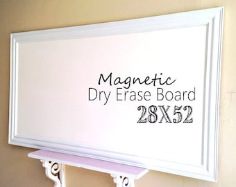 Great WALL ORGANIZER Framed Dry Erase Board For Sale Bulletin Board Magnet Large Dry  Erase Board Huge