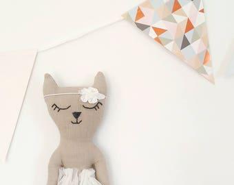 Ballerina Cat
