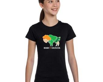Girl Irish Youth Irish Dancer Youth Buffalo Irish Dancer Buffalo Love Buffalo NY Youth Gift Cute