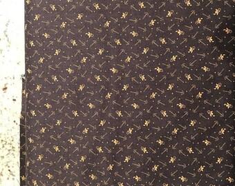 Windham Fabrics Kindred Spirits Jill Shulis 40208-3     -- 1/2 yard increments