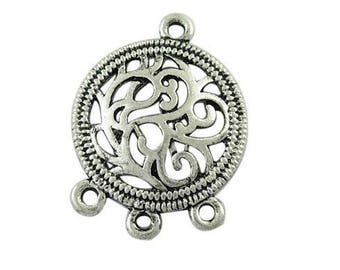 4 chandelier pendants