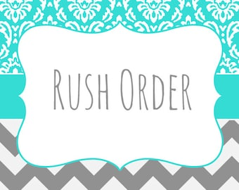 Rush Order - Order Add On