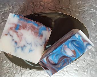 Men's Drakkar-scented Swirl Soap