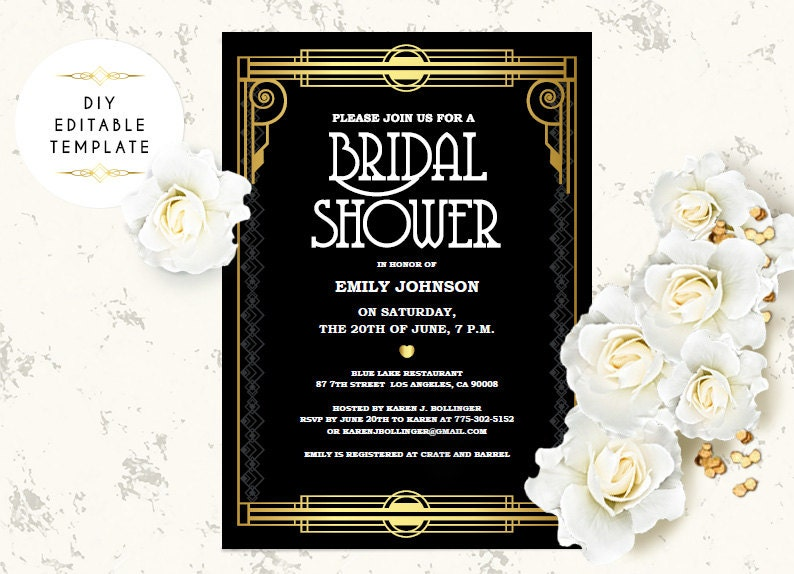 templates shower cream invitation lace microsoft publisher bridal
