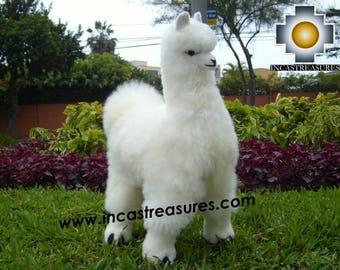 "Adorable Big Stuffed Animal ""llamona the llama"" FREE SHIPPING Worldwide"
