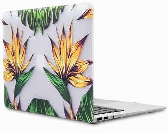 Paradise Plant MacBook Air computer case Hard Plastic Case for MacBook Air 13 inch Model A1369 and A1466