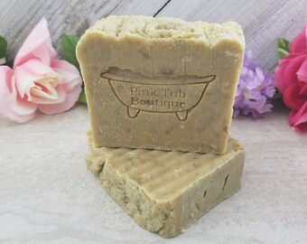Papaya Leaf Soap - Handmade Soap - Homemade Soap - All Natural Soap - Vegan Soap - Facial Soap - Acne Soap - Face Wash - Facial Soap - Spa