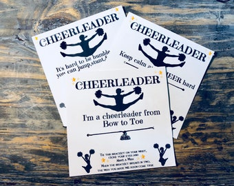 Cheer wish bracelet-Cheerleader wish bracelet-cheerleader squad gift-cheerleader charm bracelet-Cheer party favors-cheer team gift