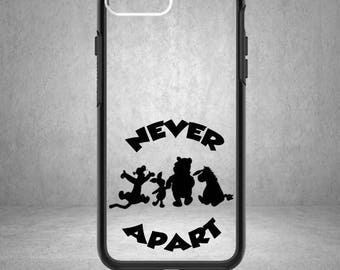 Pooh and Friends Decal, Disney Pooh Decal, Disney Winnie the Pooh Sticker, Phone Cover, Winnie the Pooh, Tigger, Piglet, Eeyore, Pooh