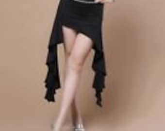Belly dance scarf skirt