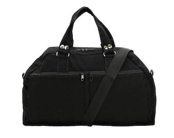 Black Drill,Canvas bag,Padded Laptop ,Messenger bag ,  Backpack ,Overnight Bag - Neo