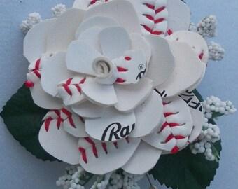 Baseball Sweetheart Boutonniere