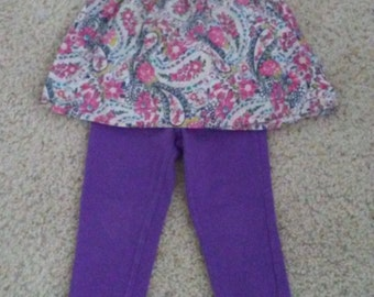 Pants and Smock -Size 3