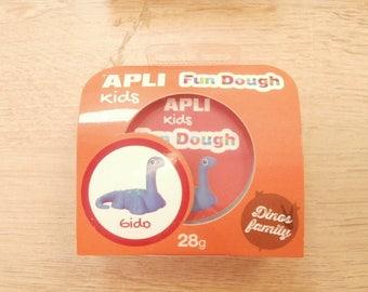 This kit Fun Dough Wally allows plasticine