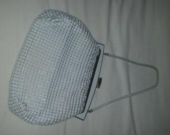 White Glomesh Bag
