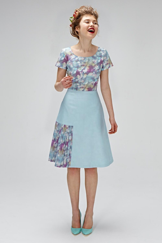 Schön Marigold Brautjunferkleider Bilder - Brautkleider Ideen ...