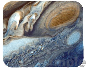 Mouse Pad; Great Red Spot From Voyager 1