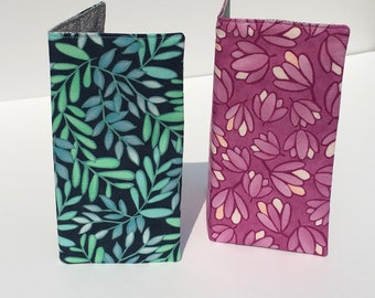 Flower or Leaf Card Organizer
