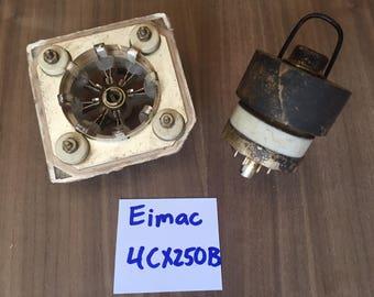 Eimac Vintage Vacuum Tube