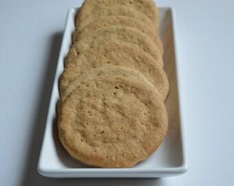The Vanilla Cookie (1 doz)