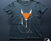 White Fox T-shirt / man /...