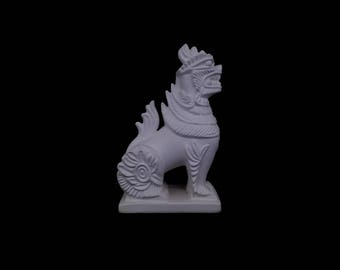 Oriental Foo Dog