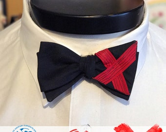 The Justice - Our Cause Bow tie in #ENDITMOVEMENT