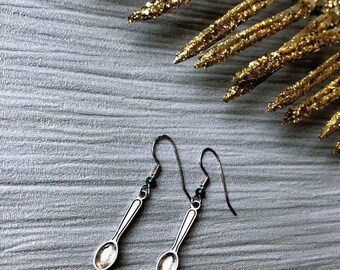 Goldilocks Little Spoons Earrings