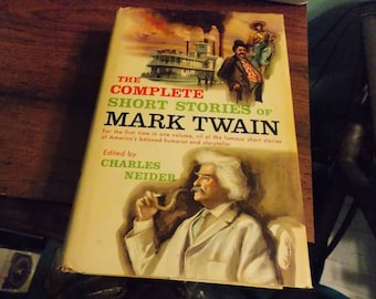 The Complete Short Stories of Mark Twain/ Doubleday (C) 1957