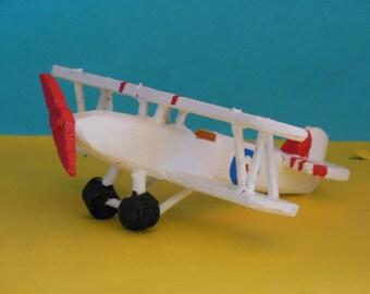 Hawker Fury Toy Airplane