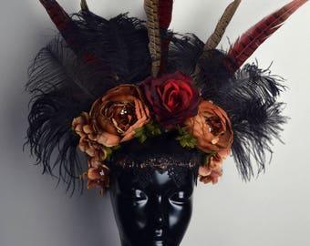 Fall headdress
