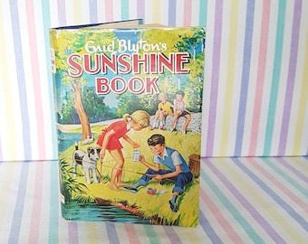 Vintage children's book | Enid Blyton | Sunshine Book | Story book | Dean and Son