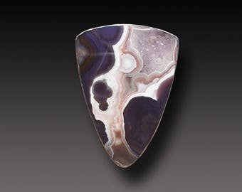 Purple Passion Agate ring Sterling Silver  Ring