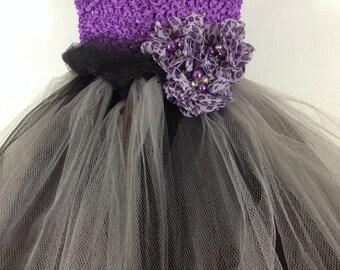 Purple-dress-flower-tutu-dress-birthday-gown-flower-girl-formal-photo-shoots-princess-dress-present-gift-pageant-photography-prop-wedding